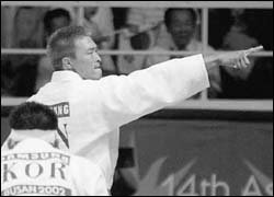 일본 대표선수로 부산 아시안게임에서 금메달 딴 재일동포 추성훈