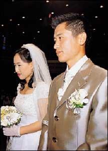 태극전사 이영표·송종국의 감춰진 러브 스토리 & 결혼식 현장
