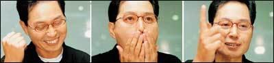 가정사의 아픔 극복하고 방송 복귀 선언한 탤런트 강남길