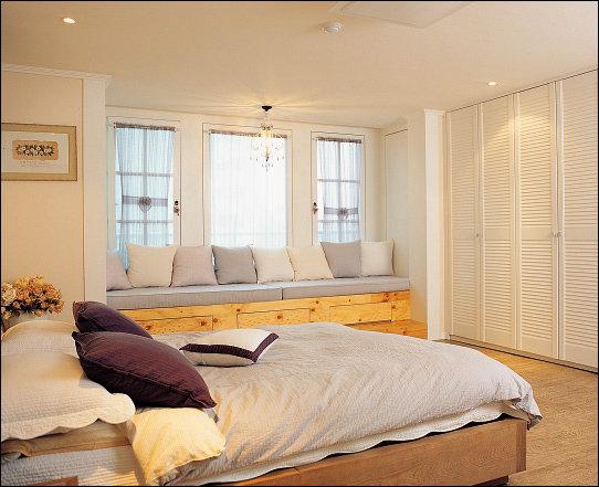 편안한 휴식공간, 침실 꾸미기 : 여성동아