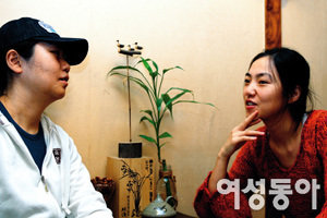 자매 작가 홍정은·홍미란