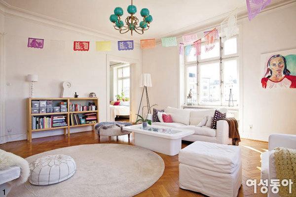 스웨덴 스톡홀름 집을 가다 : 여성동아