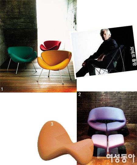피에르 폴랑의 Chair : 여성동아
