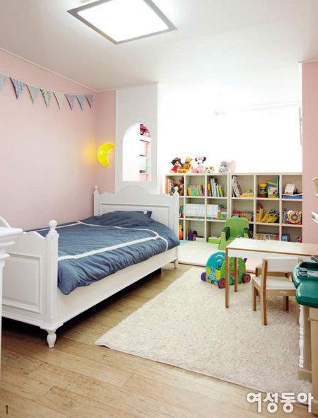내 아이를 위한 맞춤 공간 솔루션 : 여성동아