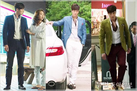 드라마 '주군의 태양' 소지섭의 화려한 댄디 룩… 비즈니스 라이프 코치 김경화의 패션 전략