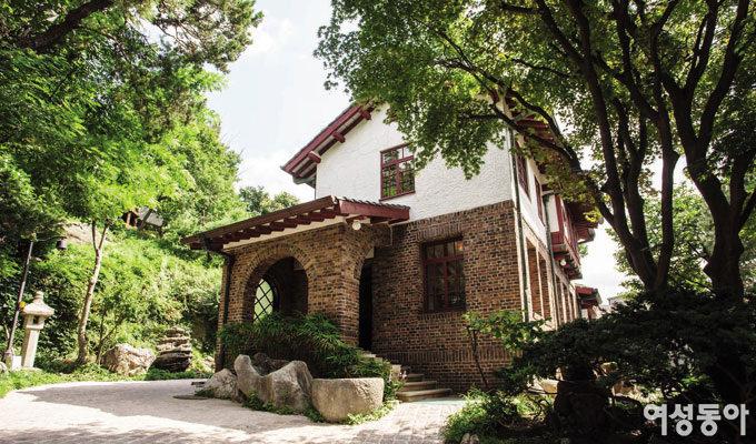 종로구립미술관 된 박노수 화백의 집