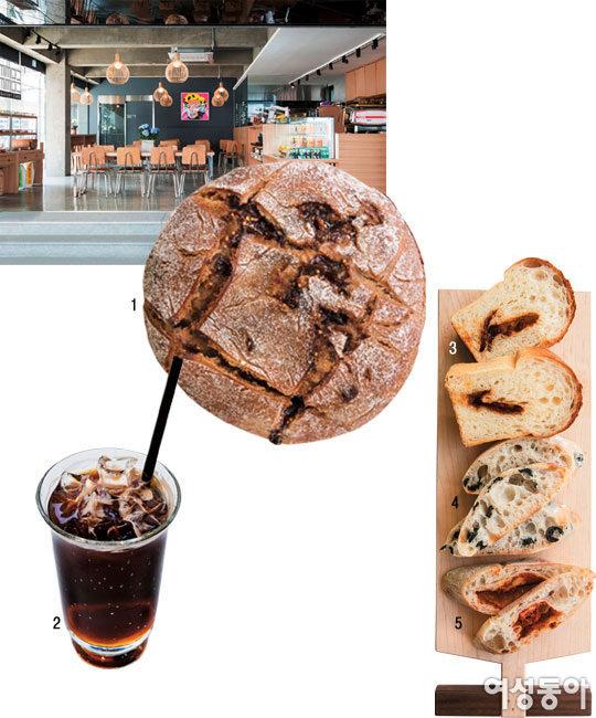 새로운 '요리빵'의 세계