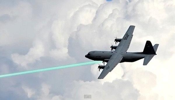 미국, 레이저 무기 개발 박차…발사 비용이 1달러 미만?
