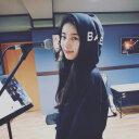 수지, 녹음실에서 연습중 '청초한 모습 눈길'