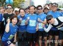 1만여명 '서울의 가을'을 달렸다