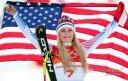 올림픽과 작별한 스키여왕 본