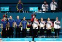 [2018 평창] 한국 여자 컬링, 3엔드 스웨덴에 1-2 역전 허용