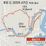 제4구간 대전 순환코스(85.8km)