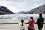 11만 t급 크루즈 타고 알래스카 빙하 속으로∼