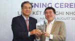 포스코대우, 베트남 최대곡물기업과 MOU
