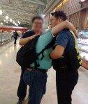 여행용 가방 잃어버린 필리핀인, 경찰 도움으로 출국 전 가방 되찾아