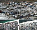 폐허가 된 해변마을… 허리케인 '마이클' 美 6개주 휩쓸어 18명 사망