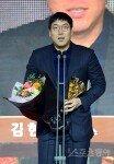"[KBO 시상식 빅마우스] LG 김현수 ""1루수 기용에 욕을 많이 드셨는데…"" 外"