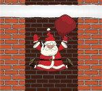 선물은 고마운데… 산타 할아버지는 '종합병동'