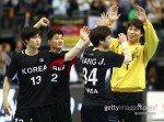 남자 핸드볼 남북 단일팀, 일본 꺾고 세계선수권대회 첫 승