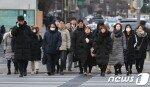 [날씨] 21일 중부지방, 다시 '반짝 추위'…미세먼지는 '좋음'