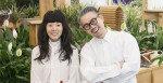 """강진영-윤한희 """"도시인들 지친 삶에 자연의 영감 심어주고 싶다"""""""