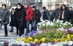 [날씨] 23일 꽃샘추위 속 오후부터 비·눈…미세먼지 '보통'