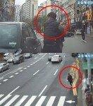 [영상]의식 잃어 가속페달 밟고 있던 운전자 구한 용감한 시민들