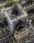 노트르담 대성당 화재 원인, 누전 가능성에 '무게'