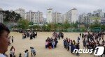 포항지진 학습효과…강원 동해안 학교들 19일 지진에 일사불란 대피