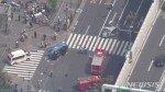 도쿄서 80대男 운전차량 횡단보도 질주…3살아이 등 2명 사망