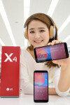 LG, 보급형 스마트폰 'X4' 출시