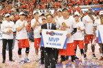 이대성, 플레이오프 MVP…'자유이용권' 날개 달았다