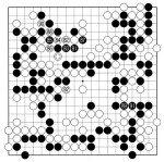 [바둑]프로 톱5 vs 한돌 특별대국… 바꿔치기