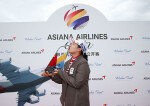 아시아나항공 오픈 초대 챔피언은 김지현2