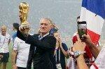 실패를 모르는 남자 데샹, 감독으로도 월드컵을 품다