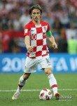 2018 러시아 월드컵 팬 투표 드림팀 발표… 모드리치 1위