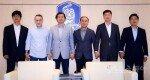 [포토] 한국 축구의 리더들이 한자리에!
