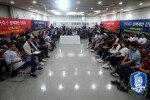 """첫 정책제안 간담회 축구협회 """"적극 반영토록 노력"""""""
