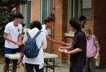 부천FC1995, 추석 맞이 사랑의 송편 나눔 봉사 활동