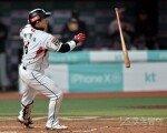[포토] 박경수, 홈런을 날렸어!