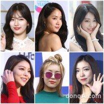 수지·설현… '다이어트 복권' 당첨된 미녀스타들