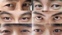 누구의 눈일까요?…눈빛으로 말하는 명품배우들