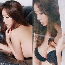 '페북여신' 채보미,  35-23-35 E컵 가슴 한 껏 강조