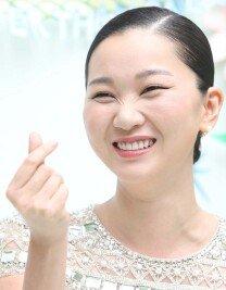 '5월의 신부' 장윤주, 수줍은 새 신부의 미소 '행복해요~'
