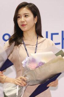 장예원 아나운서 홍보대사 되다…'밝은 미소'