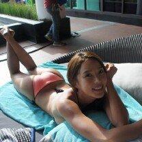 레이양, 우월한 기럭지에 탄탄한 S라인 몸매!