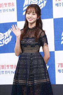 '싸우자 귀신아' 김소현, 사랑스런 손인사
