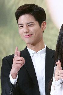 '구르미 그린 달빛' 박보검, 남친짤 빵야~