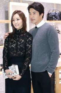'권상우-손태영'부부, 내 최고의 보디가드는 남편